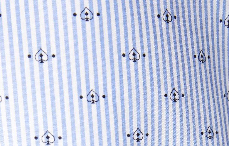 Zoom matiere chemise Paradise Falvo