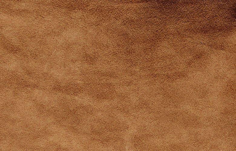 Zoom matiere blouson mac camel