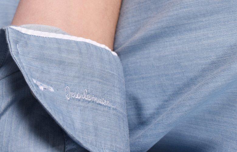 Zoom produit chemise royal andy