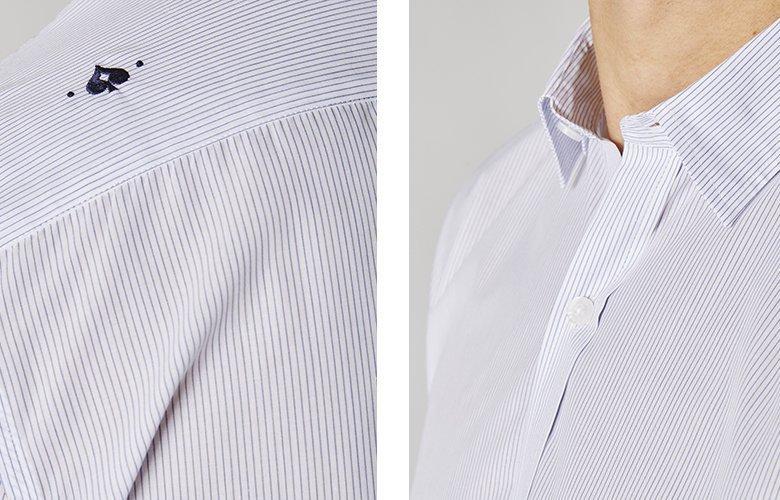 Zoom produit chemise chemise Team Ernest