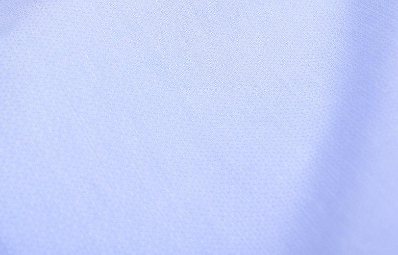 Zoom matiere chemise Tournoi Augustin