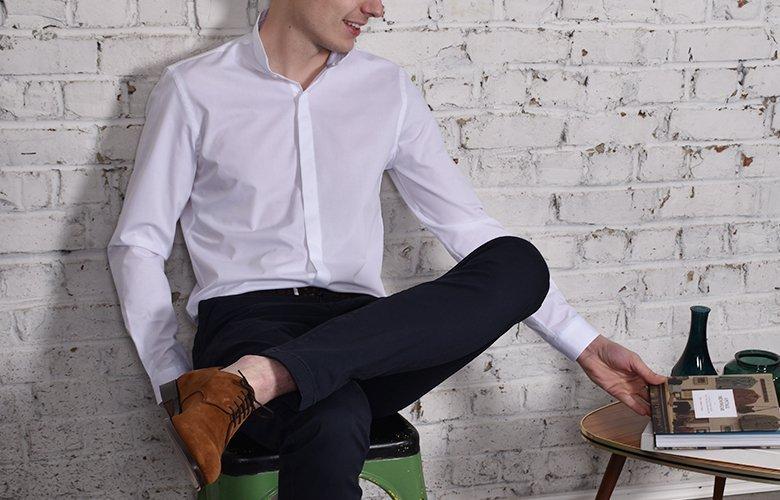 L'histoire de la chemise blanche Vicoire Alain