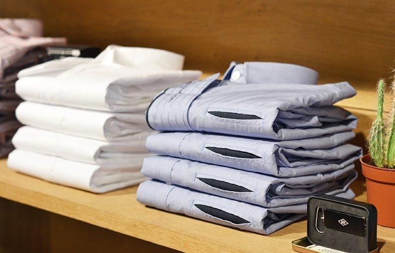 La poche de la chemise Wheel Bellini