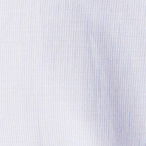 en bleu clair