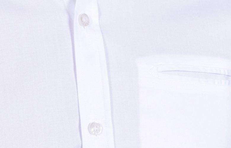 La poche pochette de la chemise Wheel Dimitri
