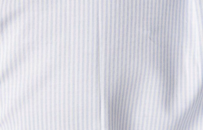 Zoom matiere chemise wheel sienne