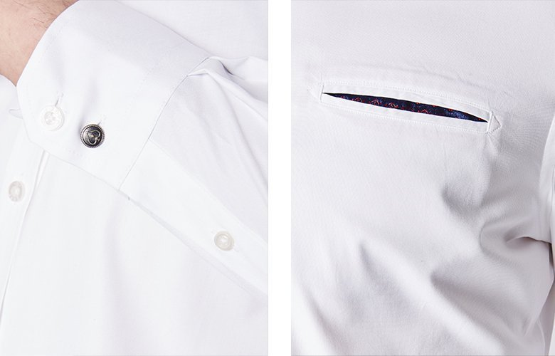 Zoom produit chemise Wheel vasco