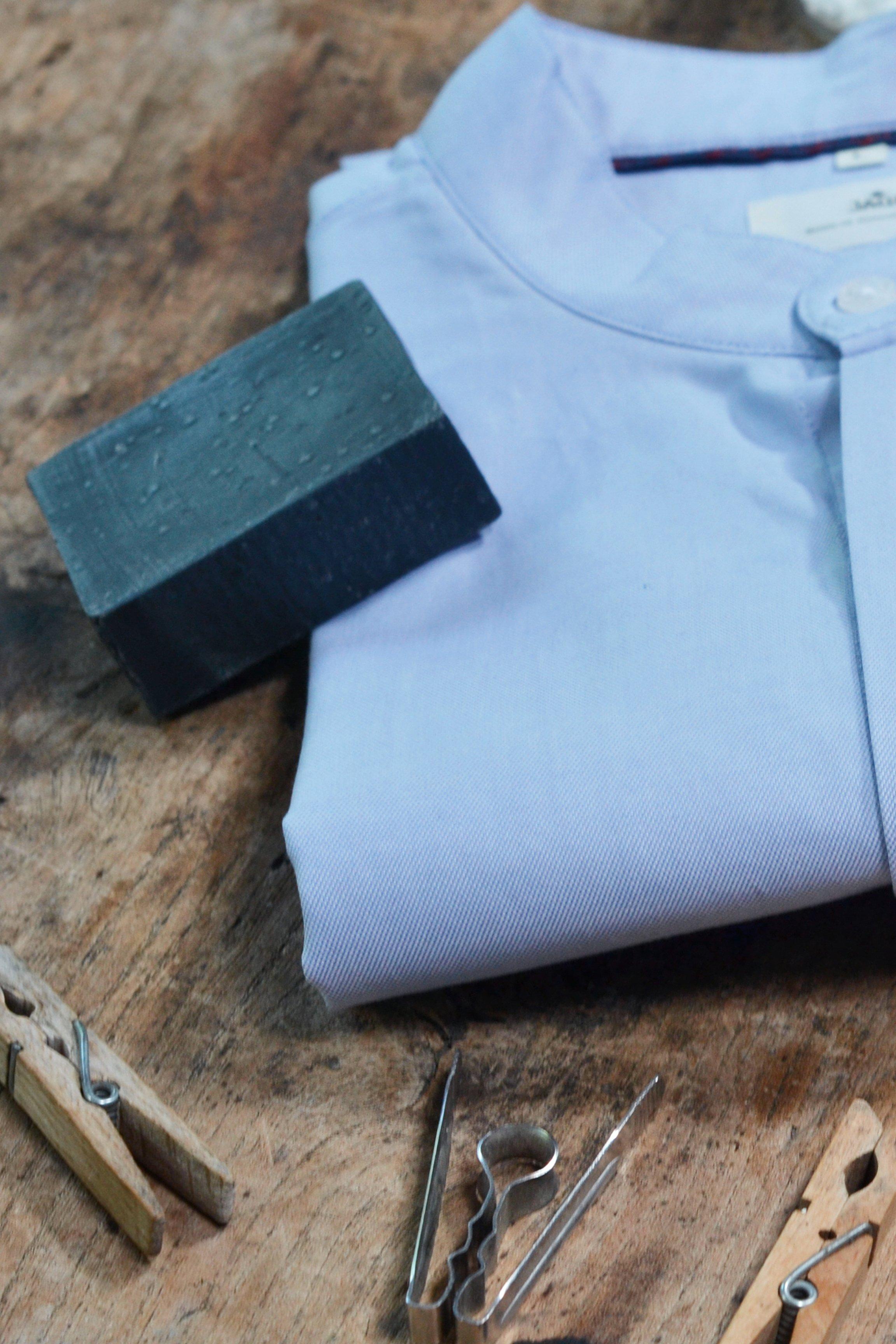 Chemises jaqk lavage entretien