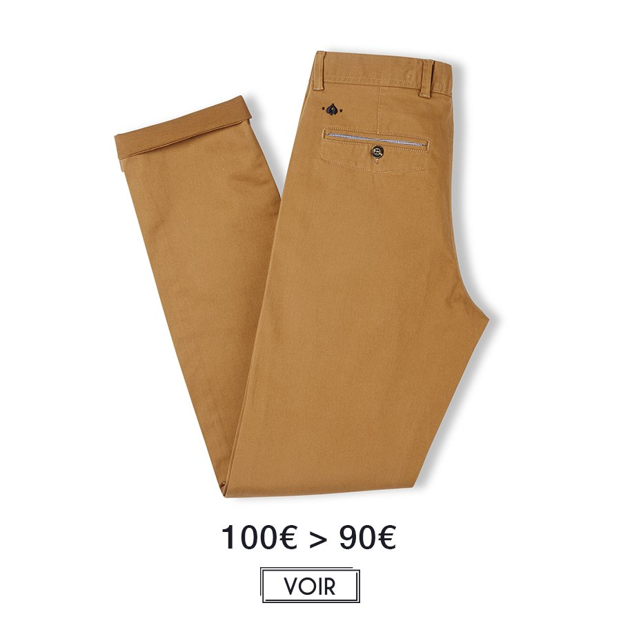 Slack chinos jaqk nouvelle collection